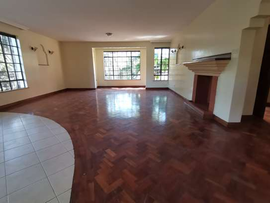 Contemporary 5bedroom townhouse with dsq image 1