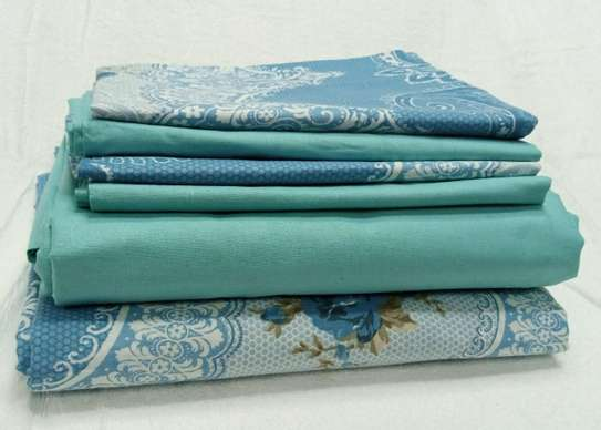 Turkish Pure cotton fitted bedsheets image 11