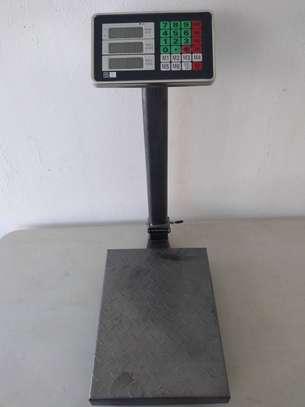 300kg commercial digital scales . image 1