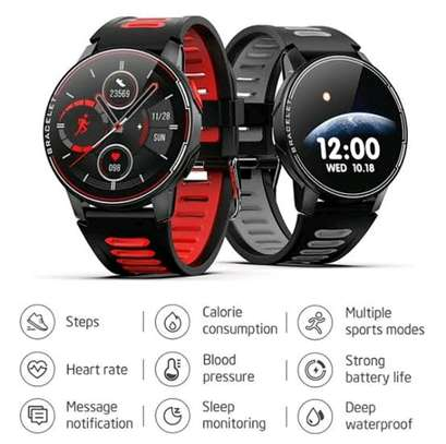 Lemfo L6 Smartwatch - Leading Multi-purpose Functionality: Sports and Life image 4