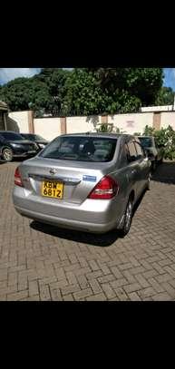 Clean - Nissan Tiida - Lady Driven Saloon Car