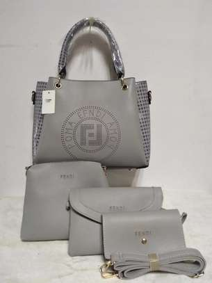 Beautiful ladies handbags, 4 in 1 image 1