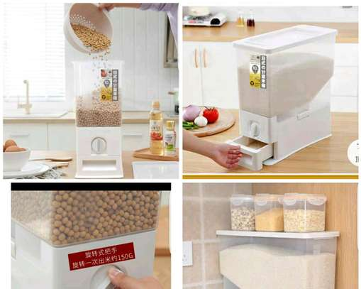 Cereal storage container/Everfresh /cereal containers image 1