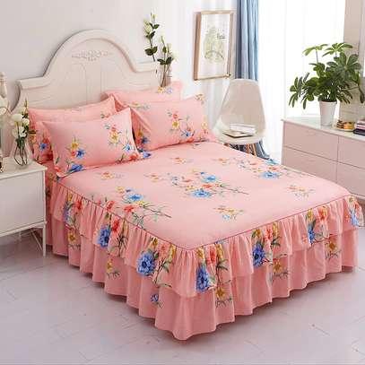 ELEGANT BED SKIRT FOR YOUR ROOM image 5