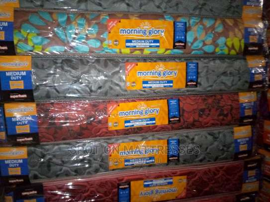 Quilted 8inch Mattresses. image 1