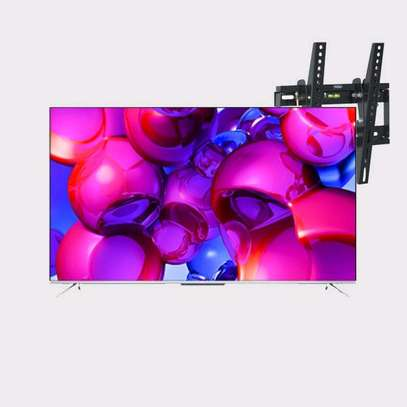 TCL 43P715 43 inch Smart UHD 4K Android LED TV image 1