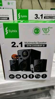 Syinix 2.1 Multimedia speaker image 1