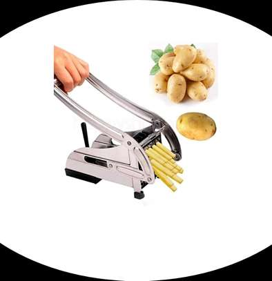 Stainless Steel Professional Potato Cutter
