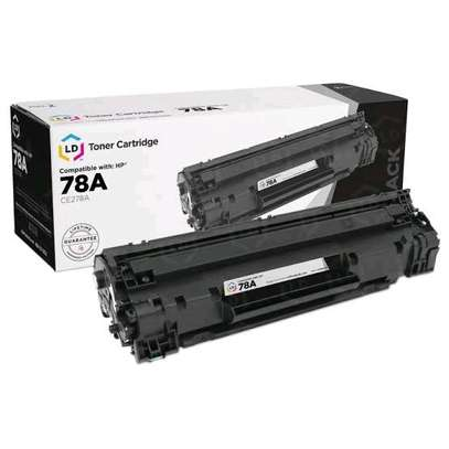 CE278S LaserJet toner cartridge black printer HP LaserJet P1606/M1536 MFP image 8