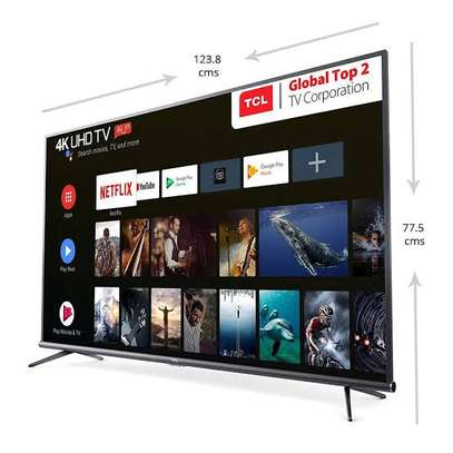 43 inch TCL Android smart 4k TV image 1