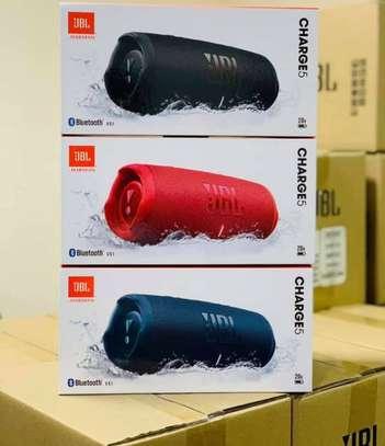 JBL Charge 5 Portable Bluetooth Speaker. Original image 1