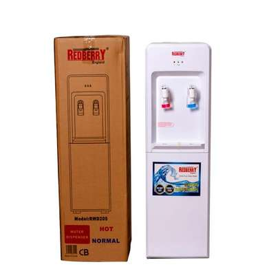 Redberry Hot And Normal Free Standing Water Dispenser image 1
