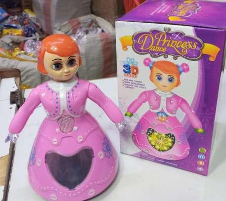 unique princess dance toy image 1