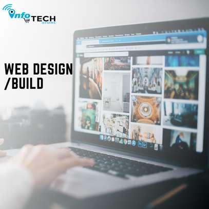 Website Build & Design.