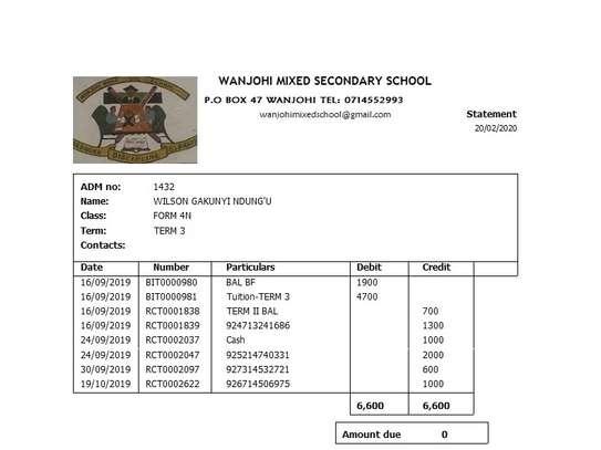 School Management System image 2