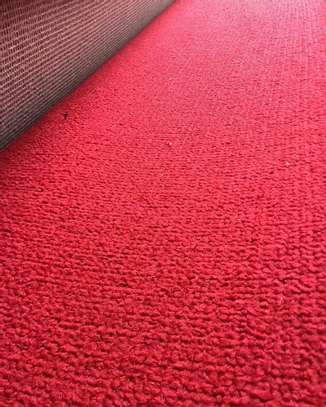 interior VIP red carpet wall to wall   10mm thick image 5