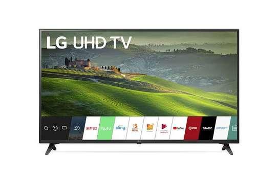 LG 55 inch UHD TV 4k image 1