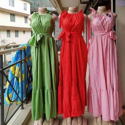 Ladies fashion dresses image 2