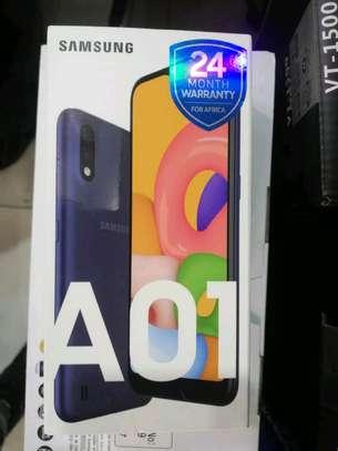 Samsung A01 brand new image 1