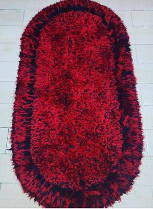 Shaggy Bedside Carpet image 2