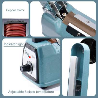 Sealing Machine For Plastic Bag Sealer image 2