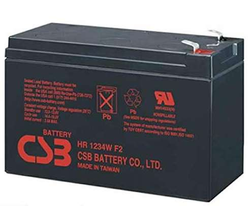 UPS 12v7Ah maintenance free battery