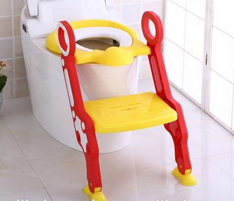 Kids toilet ladders image 1