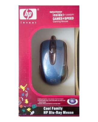 HP Invent Wired Gaming Mouse image 1