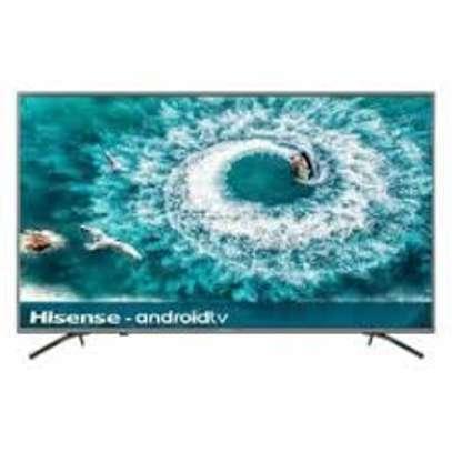 Hisense 50-Inch 4K Ultra HD Android Smart TV image 1