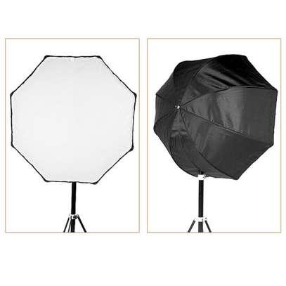 Godox 80cm Grid Umbrella Type Speedlight octagon softbox image 5