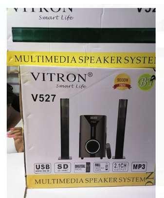 Vitron V 527 with USB SD 2.1 Subwoofer image 1