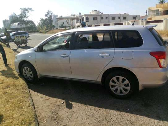 Toyota Fielder for Hire