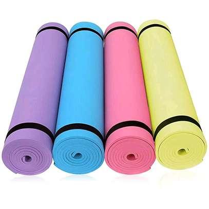 Generic Yoga Mat- Non Slip Exercise Pads For Beginner-
