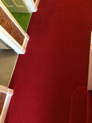 Crimson Red carpets for weddings and exhibitions image 4