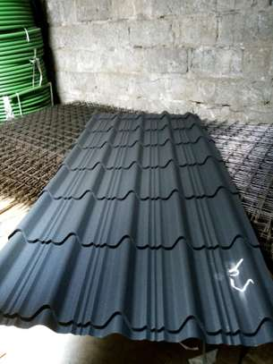 Grey Roofing Tiles