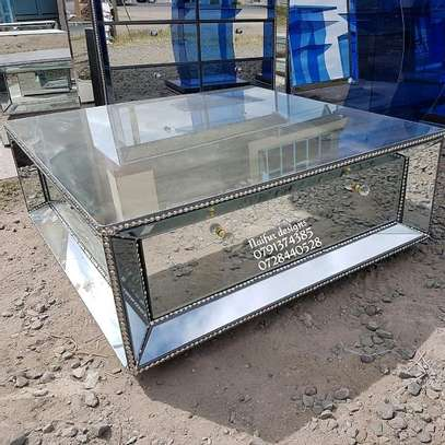 Mirrored coffee table/coffee tables image 2