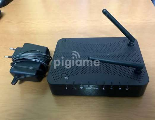 Zuku decoder and router