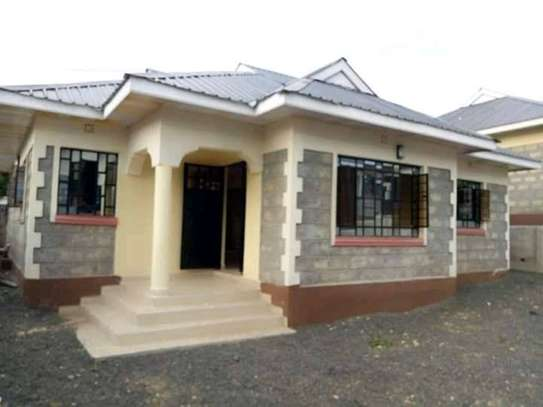 Newly Built Spacious 3 Bedrooms Bungalow For Sale In Ongata Rongai,Rimpa image 1