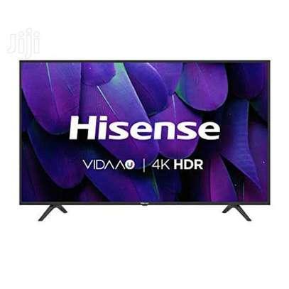 "Hisense 43A7100F 43"" 4K Framless HDR Ultra UHD Smart TV Model 2020 image 1"