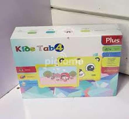 kids tab 4 plus with free stationery gifts image 1