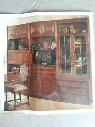For Sale Antique Wall Cabinet Imported from Italy image 13