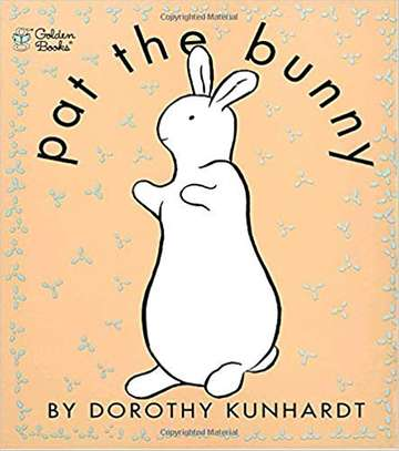 Pat the Bunny (Touch and Feel Book) Plastic Comb – May 1, 2001 by Dorothy Kunhardt (Author) image 1