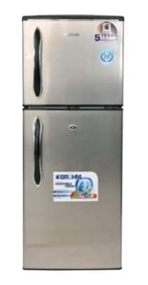 BRUHM BRD-185 Direct Cool Double Door Refrigerator image 1