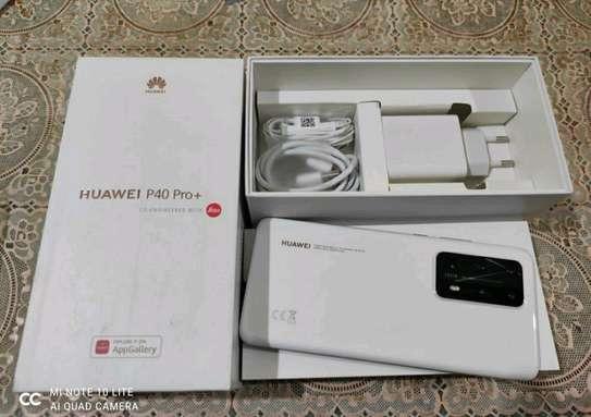 Huawei P40 Pro [ 512 Gigabytes ] White image 1