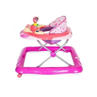 Capri Baby Walker - Pink. image 3