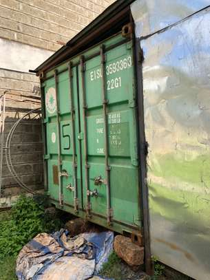 20ft Containers For Quick sale image 1