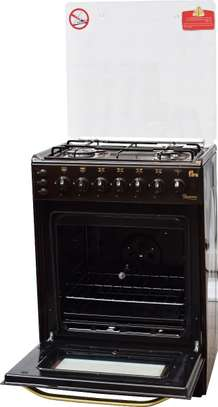 Ramtons 4 GAS 50X55 BROWN COOKER- EB/310 image 2