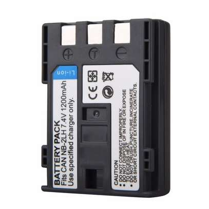Canon NB-2LH Rechargeable Lithium-Ion Battery Pack image 7