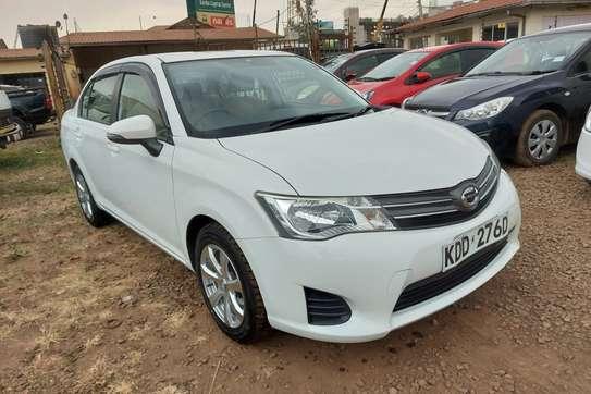 Toyota Axio image 1