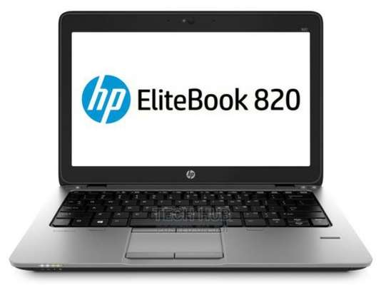 Hp Elitebook 820 g3 i5 8GB 500GB image 1